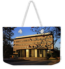 Bethlehem City Rotunda And City Hall Weekender Tote Bag