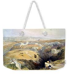 Bethlehem  Weekender Tote Bag