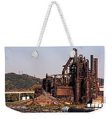 Bethlehem Steel # 8 Weekender Tote Bag