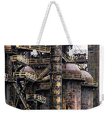 Bethlehem Steel Series Weekender Tote Bag