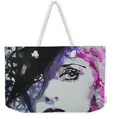 Bette Davis 02 Weekender Tote Bag