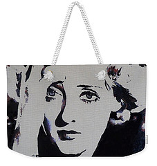 Bette Davis Weekender Tote Bag