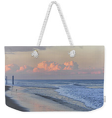 Better Days Ahead Seaside Heights Nj Weekender Tote Bag