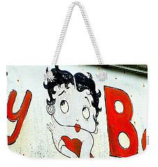 Betty Boop Herself Weekender Tote Bag
