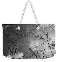 Between Black And White-02 Weekender Tote Bag