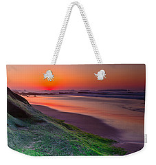 Between Day And Night Weekender Tote Bag by Edgar Laureano