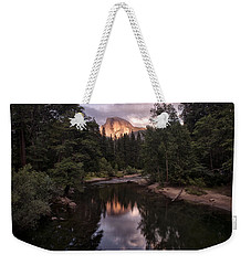 Between Every Two Pines Is A Doorway To A New World Weekender Tote Bag