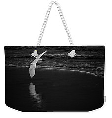Between Sea And Clouds Weekender Tote Bag