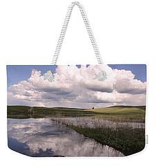 Between Storms Weekender Tote Bag