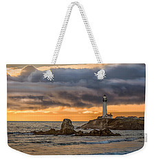 Between Storms Weekender Tote Bag