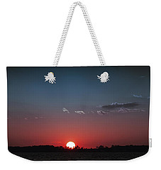 Between The Light And The Dark Weekender Tote Bag
