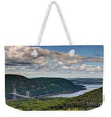 Beyond The Bridge Weekender Tote Bag