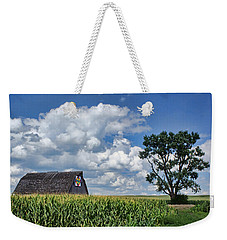 Beyond The Corn Weekender Tote Bag