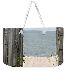 Beyond The Dunes Weekender Tote Bag by Barbara Bardzik