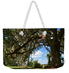 Beyond The Oak                      Weekender Tote Bag