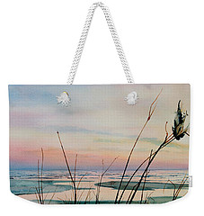 Beyond The Sand Weekender Tote Bag