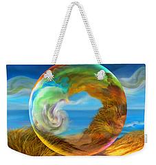 Beyond The Sea  Weekender Tote Bag by Robin Moline
