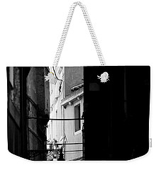 Weekender Tote Bag featuring the photograph Beyond - Venice by Lisa Parrish