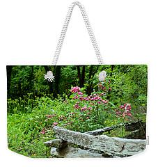 Beyound The Fence Weekender Tote Bag