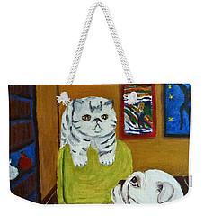 Bffs Weekender Tote Bag