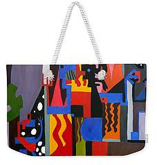 Bicloptochotik Weekender Tote Bag by Ryan Demaree