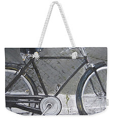 Bicycle In Rome Weekender Tote Bag