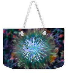 Big Bang Weekender Tote Bag by Stuart Turnbull