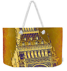 Big Ben 3 Weekender Tote Bag by Stephen Stookey