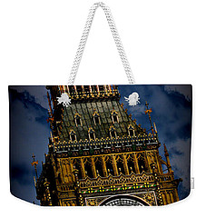Big Ben 5 Weekender Tote Bag by Stephen Stookey