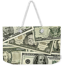Big Bills Weekender Tote Bag by James Larkin