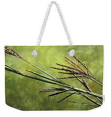 Big Bluestem In Bloom Weekender Tote Bag