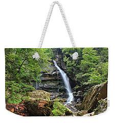 Big Bradley Falls Weekender Tote Bag