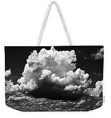 Big Cloud Weekender Tote Bag