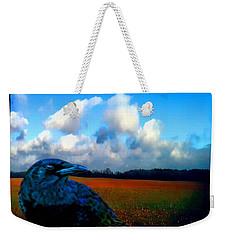Big Daddy Crow Series Silent Watcher Weekender Tote Bag