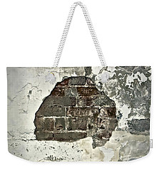 Big Hair Abstract Weekender Tote Bag by Cathy Anderson
