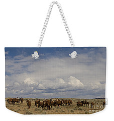 Big Horn Brood Mares Weekender Tote Bag
