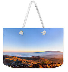 Big Island Sunset 2 Weekender Tote Bag