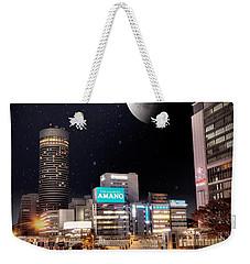 Big Moon Yokohama Weekender Tote Bag