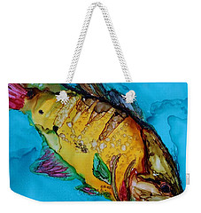 Big Mouth Weekender Tote Bag