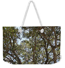 Big Oak Tree Weekender Tote Bag