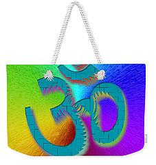 Big Ohm Weekender Tote Bag