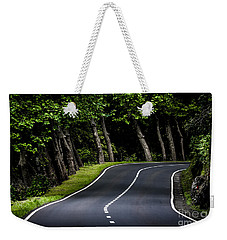 Big  Road Weekender Tote Bag