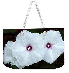 Bright Eyes Weekender Tote Bag by William Tanneberger