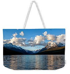 Weekender Tote Bag featuring the photograph Big Sky by Aaron Aldrich