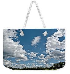 Big Sky Weekender Tote Bag by Cheryl Baxter