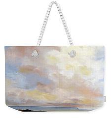 Big Sky Country Weekender Tote Bag by Lee Piper