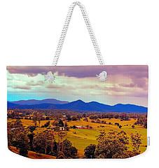 Big Sky Country Weekender Tote Bag by Wallaroo Images
