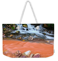 Big Spring Weekender Tote Bag