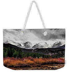 Big Storm Weekender Tote Bag