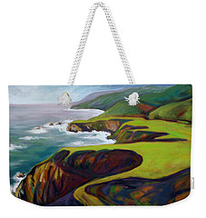 Big Sur 2 Weekender Tote Bag